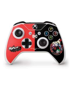 Harley Quinn Puddin Xbox One S Controller Skin