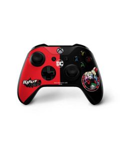 Harley Quinn Puddin Xbox One X Controller Skin