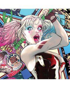 Colorful Harley Quinn Playstation 3 & PS3 Slim Skin