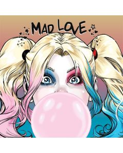 Harley Quinn Mad Love Wii Remote Controller Skin