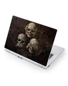 Hear Speak and See No evil Acer Chromebook Skin