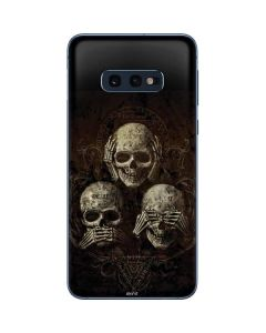 Hear Speak and See No evil Galaxy S10e Skin
