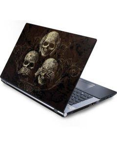 Hear Speak and See No evil Generic Laptop Skin
