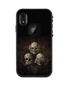 Hear Speak and See No evil LifeProof Fre iPhone Skin