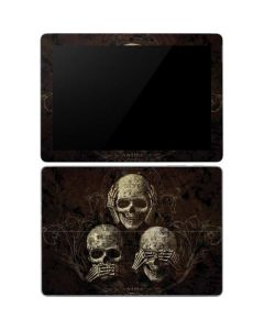 Hear Speak and See No evil Surface Go Skin
