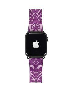 Heart Purple Apple Watch Band 42-44mm