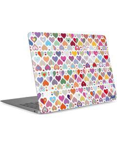 Heartless Apple MacBook Air Skin