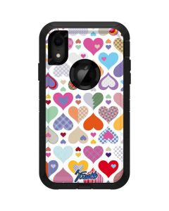Heartless Otterbox Defender iPhone Skin