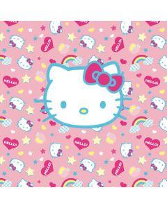 Hello Kitty Pink, Hearts & Rainbows iPad Charger (10W USB) Skin