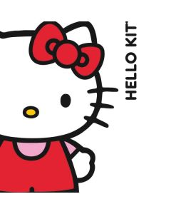 Hello Kitty Classic White Playstation 3 & PS3 Slim Skin