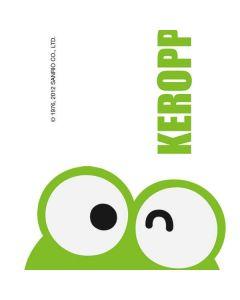Keroppi Cropped Face Moto E5 Plus Clear Case