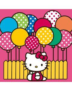 Hello Kitty Balloon Fence iPad Charger (10W USB) Skin