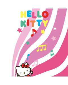 Hello Kitty Dancing Notes Moto E5 Plus Clear Case