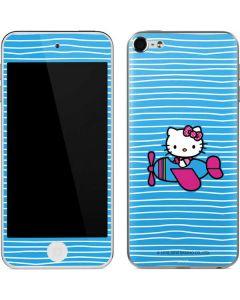 Hello Kitty Airplane Apple iPod Skin