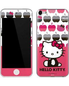 Hello Kitty Big Apples Apple iPod Skin