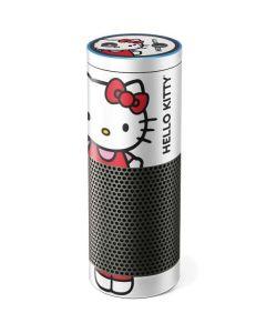 Hello Kitty Classic White Amazon Echo Skin