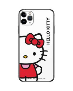 Hello Kitty Classic White iPhone 11 Pro Max Skin