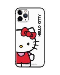 Hello Kitty Classic White iPhone 11 Pro Skin