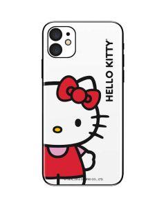 Hello Kitty Classic White iPhone 11 Skin