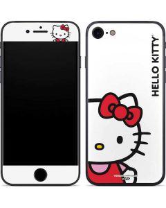 Hello Kitty Classic White iPhone SE Skin