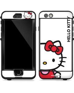 Hello Kitty Classic White LifeProof Nuud iPhone Skin
