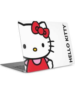 Hello Kitty Classic White Apple MacBook Air Skin