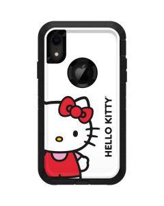 Hello Kitty Classic White Otterbox Defender iPhone Skin