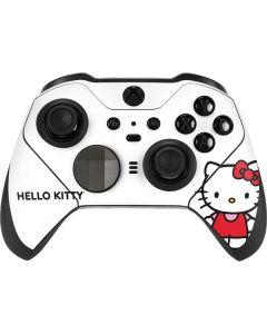 Hello Kitty Classic White Xbox Elite Wireless Controller Series 2 Skin