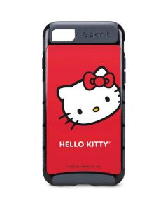Hello Kitty Cropped Face Red iPhone 7 Cargo Case