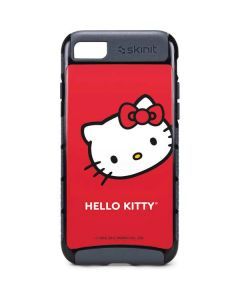 Hello Kitty Cropped Face Red iPhone 8 Cargo Case