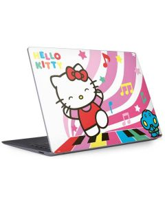 Hello Kitty Dancing Notes Surface Laptop 3 13.5in Skin