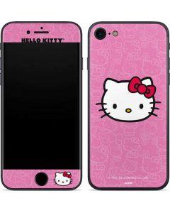 Hello Kitty Face Pink iPhone SE Skin