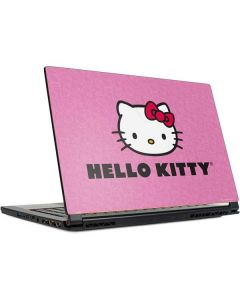 Hello Kitty Face Pink MSI GS65 Stealth Laptop Skin