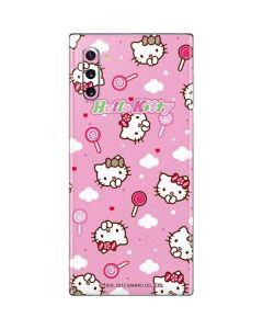 Hello Kitty Lollipop Pattern Galaxy Note 10 Skin