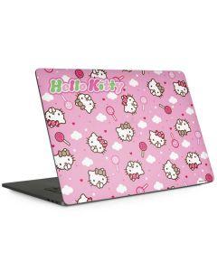 Hello Kitty Lollipop Pattern Apple MacBook Pro 15-inch Skin