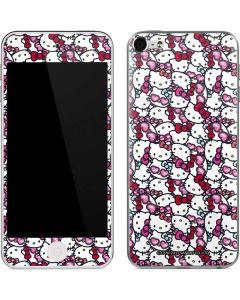 Hello Kitty Multiple Bows Apple iPod Skin
