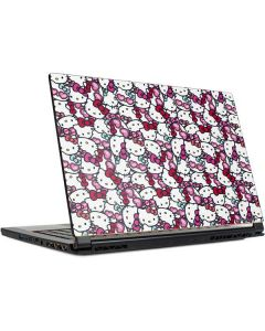 Hello Kitty Multiple Bows MSI GS65 Stealth Laptop Skin