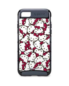 Hello Kitty Multiple Bows Pink iPhone 8 Cargo Case