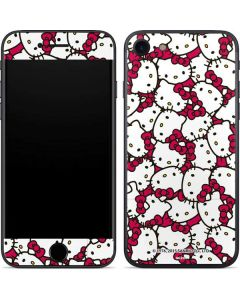 Hello Kitty Multiple Bows Pink iPhone SE Skin