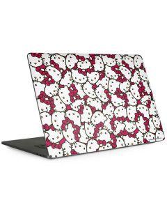 Hello Kitty Multiple Bows Pink Apple MacBook Pro 15-inch Skin