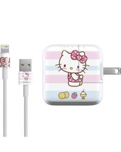 Hello Kitty Pastel iPad Charger (10W USB) Skin