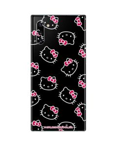 Hello Kitty Pattern Galaxy Note 10 Skin