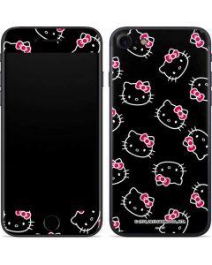 Hello Kitty Pattern iPhone SE Skin