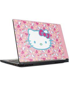 Hello Kitty Pink, Hearts & Rainbows MSI GS65 Stealth Laptop Skin