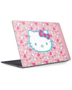 Hello Kitty Pink, Hearts & Rainbows Surface Laptop 3 13.5in Skin