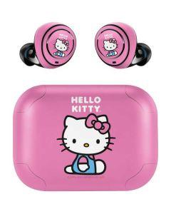 Hello Kitty Sitting Pink Amazon Echo Buds Skin