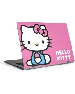 Hello Kitty Sitting Pink HP Elitebook Skin