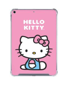 Hello Kitty Sitting Pink iPad 10.2in (2019-20) Clear Case