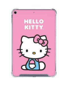 Hello Kitty Sitting Pink iPad Mini 5 (2019) Clear Case