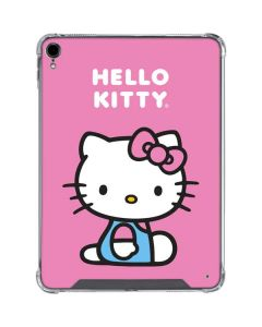 Hello Kitty Sitting Pink iPad Pro 11in (2018-19) Clear Case